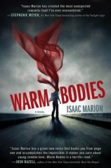 Warm Bodies book jacket