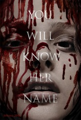 Carrie blood poster