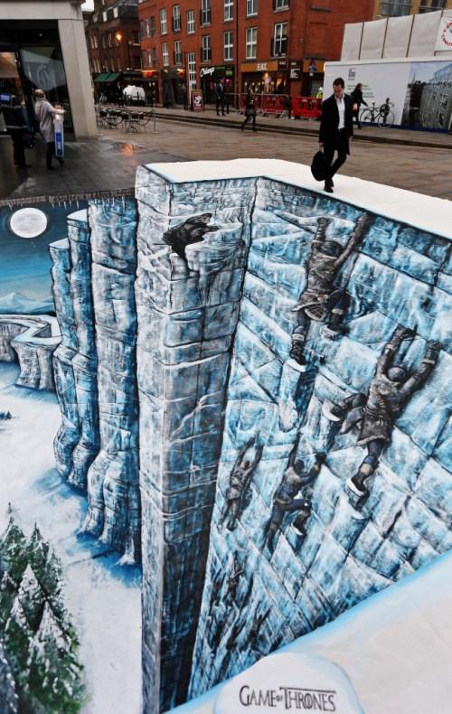 GOT Street Art