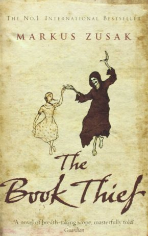 The Book Thief- Markus Zusak