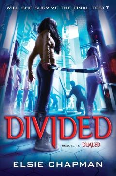divided cover art